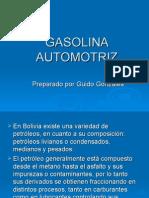 Gasolina Automotriz