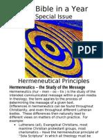 0 Special Issue Hermeneutics
