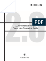 iLON SmartServer Powerline Repeating