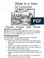 7 OT Daniel to Amos