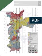 Mapa Geológico Da Cidade de SP