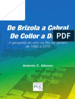 eBook Brizola Cabral Collor Dilma