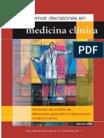 TOMA DE DECISIONES CLINICAS (SALUD DE ALTURA)