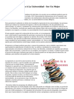 Internet De Ingreso A La Universidad - Ser Un Mejor Vendedor