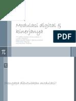 [05] Modulasi Digital & Kinerjanya