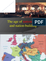 The Age of Nationalism and Nation-building