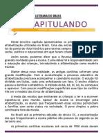 Recapitulando - PED - Alfabetizacao e Letramento - Cap3.pdf