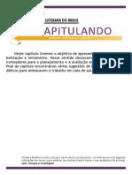 Recapitulando - PED - Alfabetizacao e Letramento - Cap10.pdf