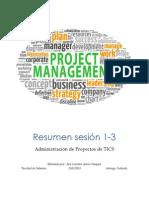 Resumen Project Management