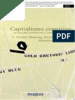 Capitalismo Cognitivo_libro Español