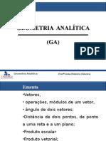 Geometria Analitica - 03