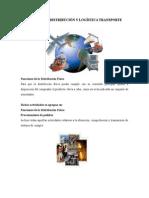 Canales de Distribución y Logística Transporte