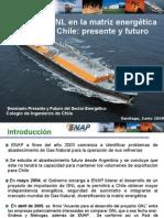 El GNL en La Matriz Energética de Chile Presente y Futuro - Rosa Herrera