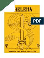 Thelema - Magazin FÃ_r Magie Und Tantra - 07
