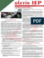 Boletin 3 - 6 2015 IEP