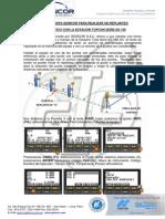 Estacion Total ES-105_Uso Como Replanteo