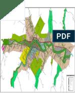 Mapa Zoneamento Rio do Sul-SC