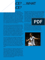 task 8 magazine interview that ben diud becuase