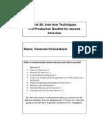 task 8 booklet