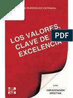 Rodriguez Estrada Mauro - Los Valores Clave De La Excelencia.pdf