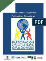 Guía para realizar diagnósticos participativos comunitarios