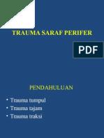 Trauma Saraf Perifer