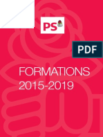 Formation 2015-2019