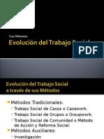 Evolución Del Trabajo Social