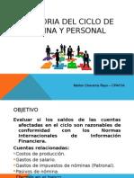 Auditoriadelciclo Nomina y Personal1 130507181833 Phpapp02