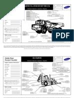 Heavy Equipment Inspection Checklist