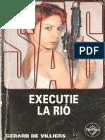004. Gerard de Villiers - [SAS] - Execuţie La Rio