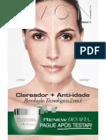 Folheto Avon Cosméticos - 10/2015