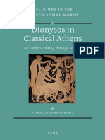 Dionysos in Classical Athens