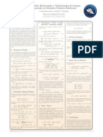 Poster Presentado en Congreso Nacional de Física