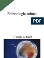 1a - Embriologia Animal - 2015