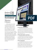 Flexscan l568 Brochure