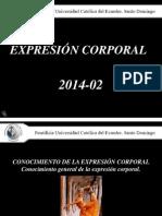 Expresión Corporal 1ppt
