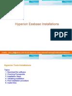 PDF FreeTutorials 7 31409619 Essbase Installation