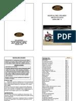 300-6 Manual Moto RR