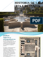 Historia Jardines