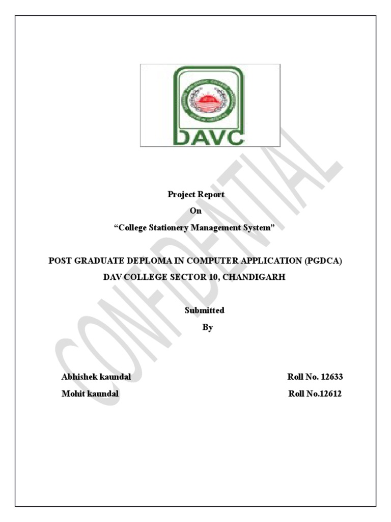 Collegestationerymanagementsystem 141017073618 Conversion