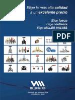 Catalogo Miller Valves