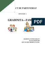 parteneriat GRADINITA FAMILIE.rtf