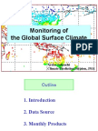 Global Climate Monitoring