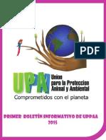 Primer Boletin 2015