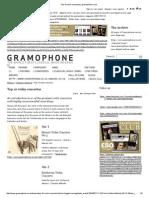 Top 10 Violin Concertos _ Gramophone.co