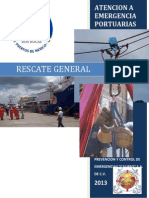Manual Rescate General CALIPSO 2013