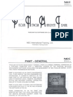 PNMT Pasolink Plus Software Version 4.23.Xxx Page 0 - Page 52