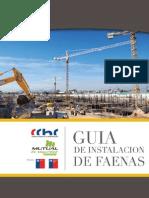 Guía de Instalaciones en Faena