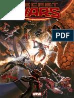 Secret Wars Exclusive Preview
